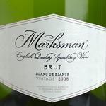 M&S Marksman English Sparkling Brut Blanc de Blancs