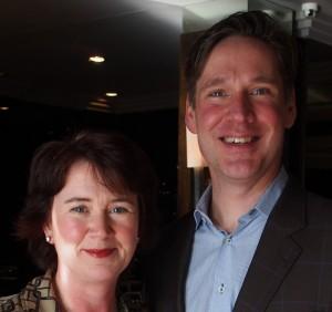 Greg Lambrecht & Maureen O'Hara
